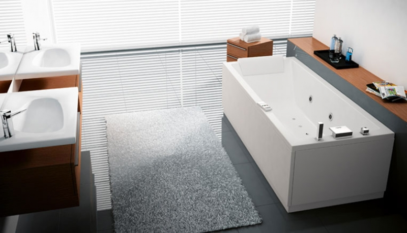 Vasca Da Bagno Con Telaio E Pannelli : Vasche con telaio vasca calos e ...