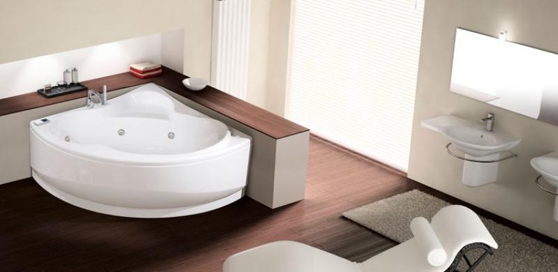 La veneta termosanitaria s r l vasche idromassaggio for Novellini arredo bagno