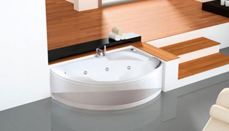Vasche Da Bagno Angolari Offerte : Rif vasca da bagno angolare sinistra box doccia
