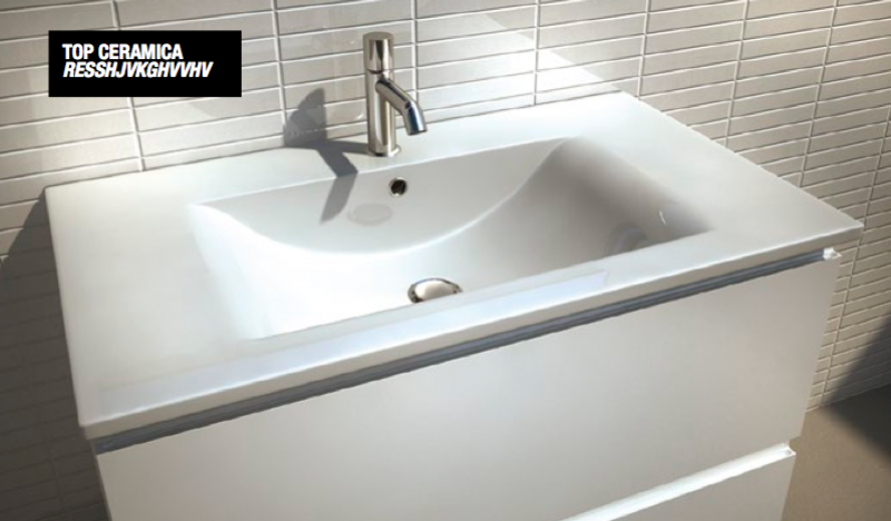 La veneta termosanitaria s r l monoblocco urban 120 piano ceramica doppio lavabo by gb group - Gb group mobili bagno ...