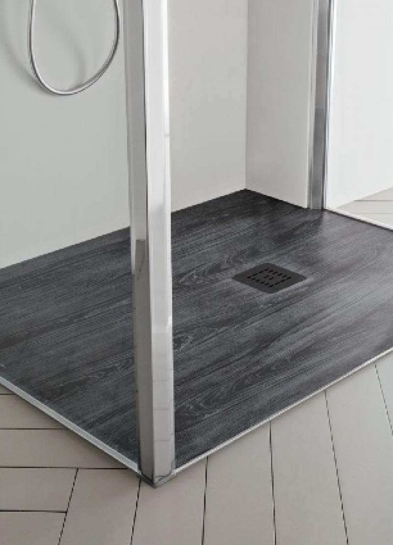 Doccia pavimento legno duylinh for - Piatto doccia piastrellabile ...