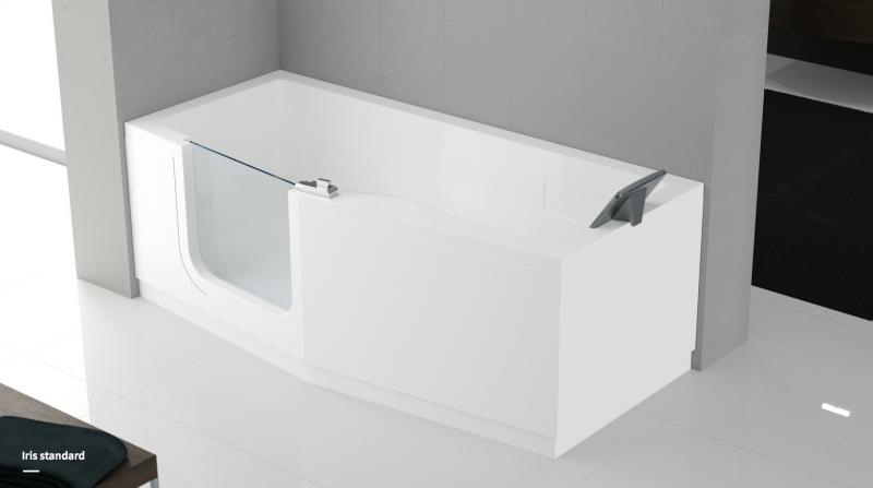 Vasca Da Bagno Doppia Prezzi : La veneta termosanitaria s r l vasche con telaio vasca iris
