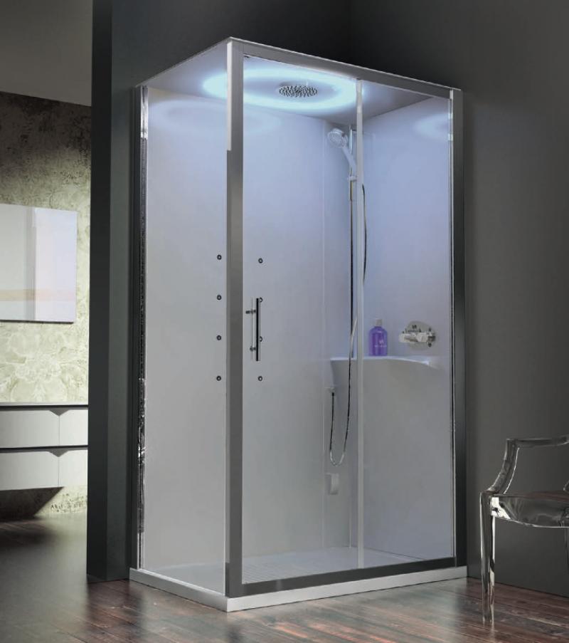 La veneta termosanitaria s r l cabine doccia - Cabina doccia prezzo ...