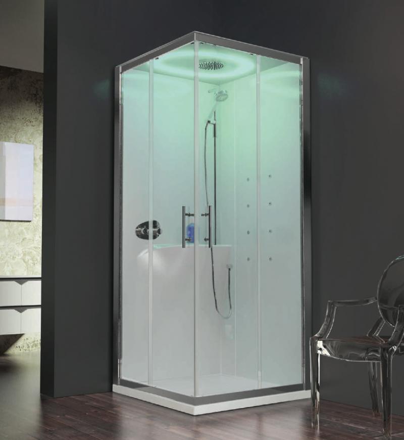 La Veneta Termosanitaria S.r.l. - - Cabine doccia multifunzione - Cabina doccia angolo ...