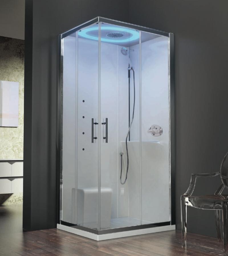 La veneta termosanitaria s r l cabine doccia - Cabine doccia multifunzione novellini ...