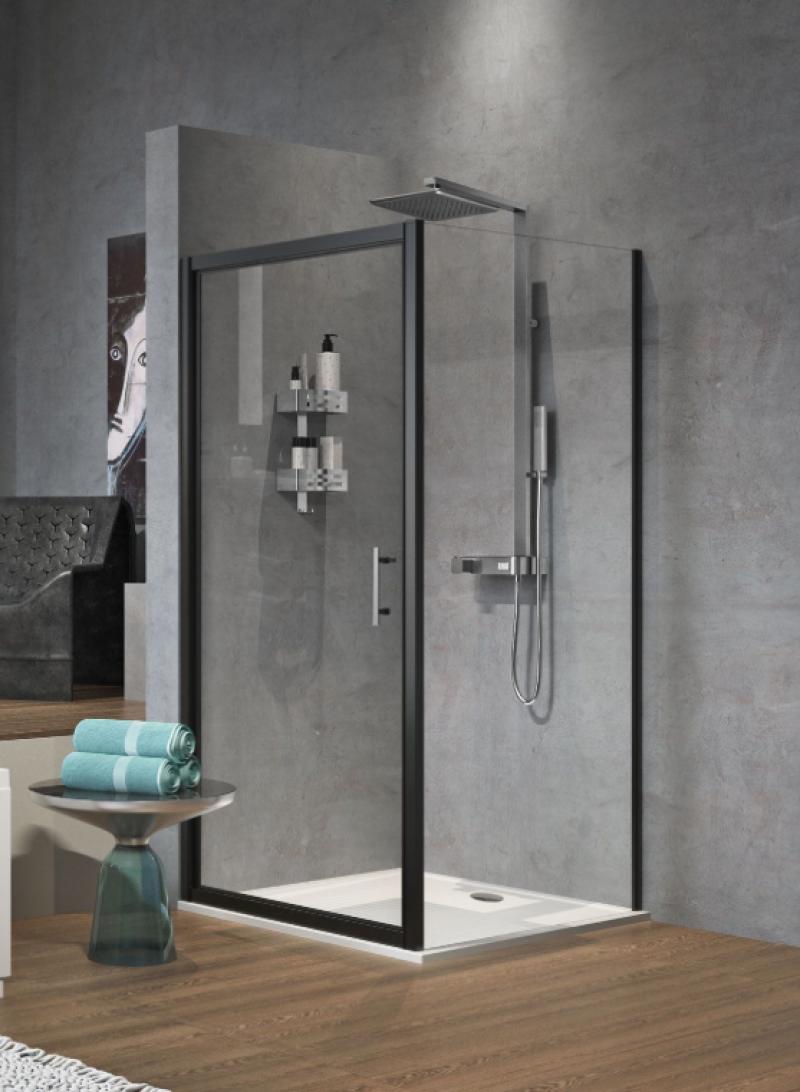 La Veneta Termosanitaria S.r.l. - - Box doccia lato fisso + porta ...