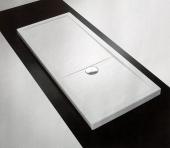 Piatto doccia Olympic Plus bianco H 12,5 cm.