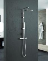 Asta colonna doccia orientabile termostatica Easy 2