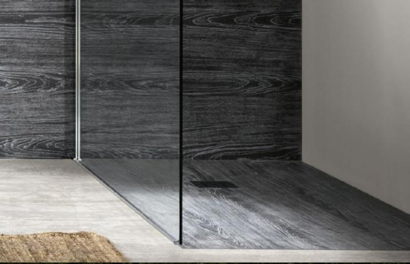 Box doccia con piatto filo pavimento legno box doccia torino